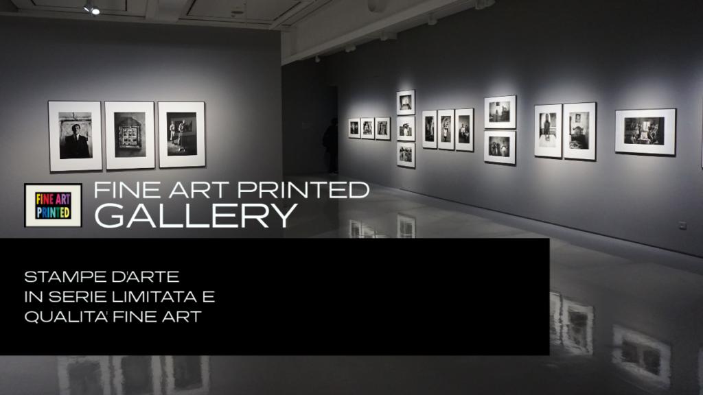 Fine Art Printed Gallery